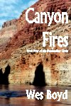 Canyon Fires - small book cover
