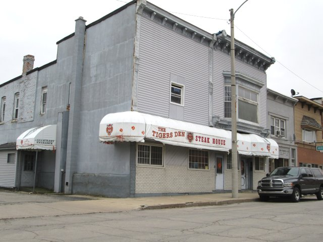 The Tigers Den Steakhouse