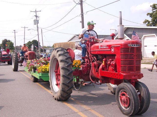 Catching up on summer Photoposts. Small rural town summer festival.